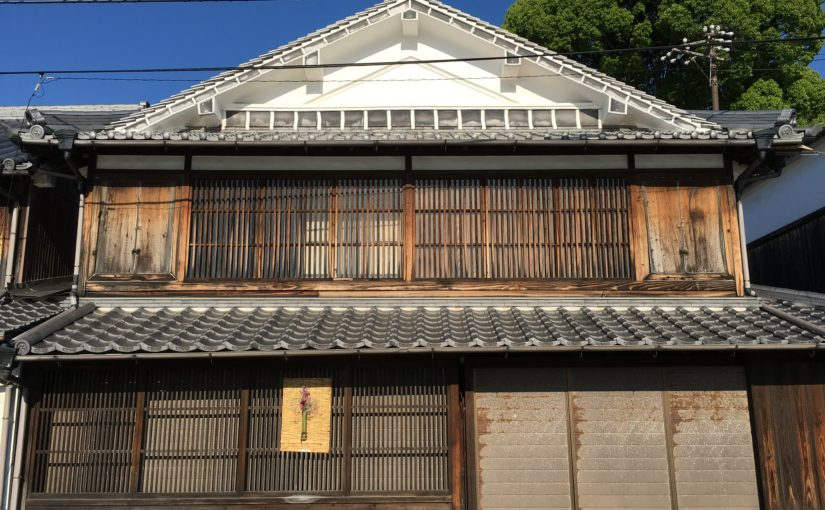 空き家改修の次なるステップへ~江戸時代の町家を一組限定宿に~