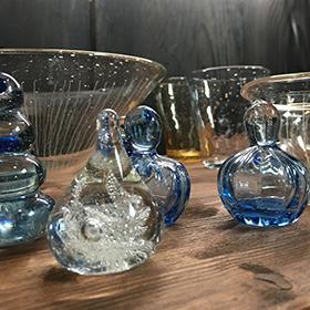 吹きガラス工房Fuji321/ガラス作品
